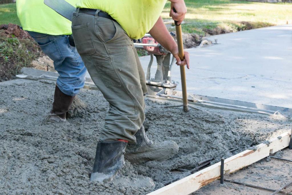 Concrete Contractors Katy TX