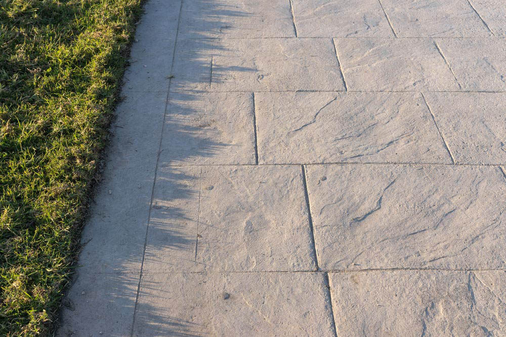 Stamped Concrete Katy TX​