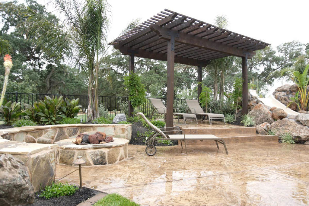 Stamped Concrete Contractors​